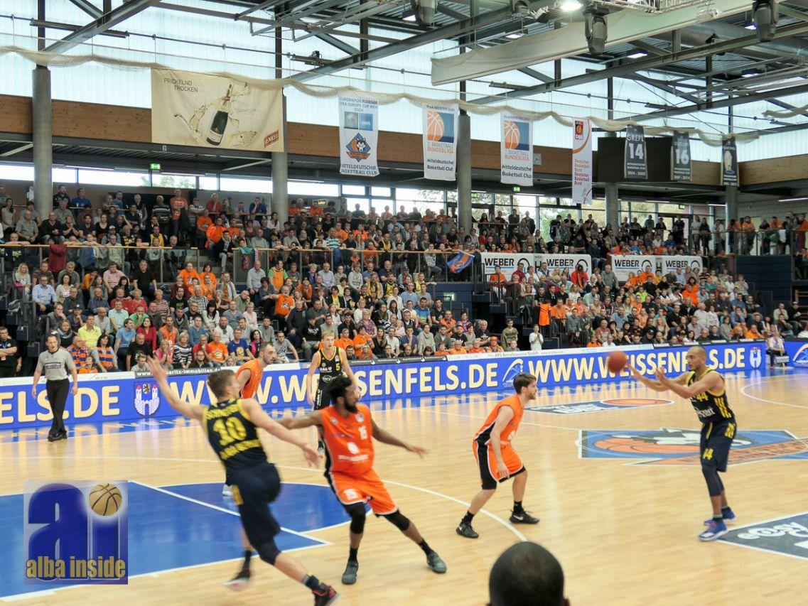 Mitteldeutscher BC vs Alba Berlin-7