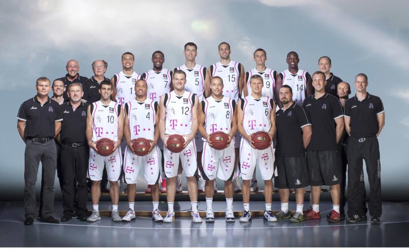 Teamvorstellung: Telekom Baskets Bonn