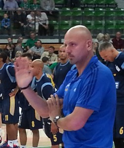 mit personellen Sorgen: Alba Coach Obradovic