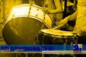 Alba Berlin - Panathinaikos Athen