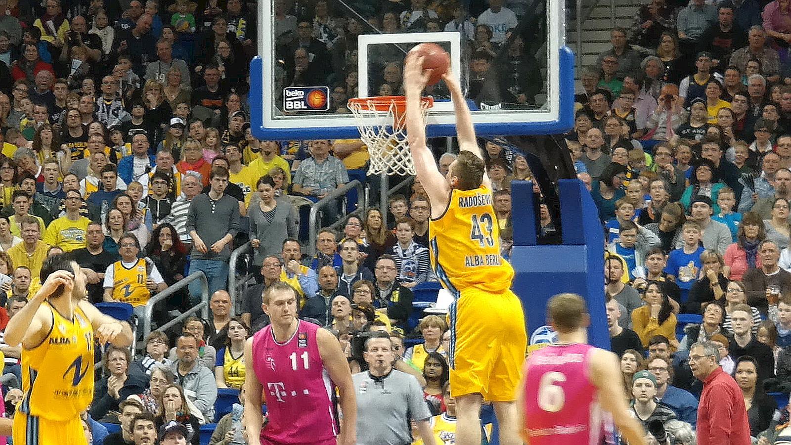 man of the match: Leon Radosevic