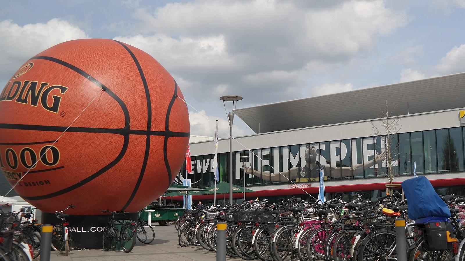 Oldenburg ohne Heimvorteil in der Serie