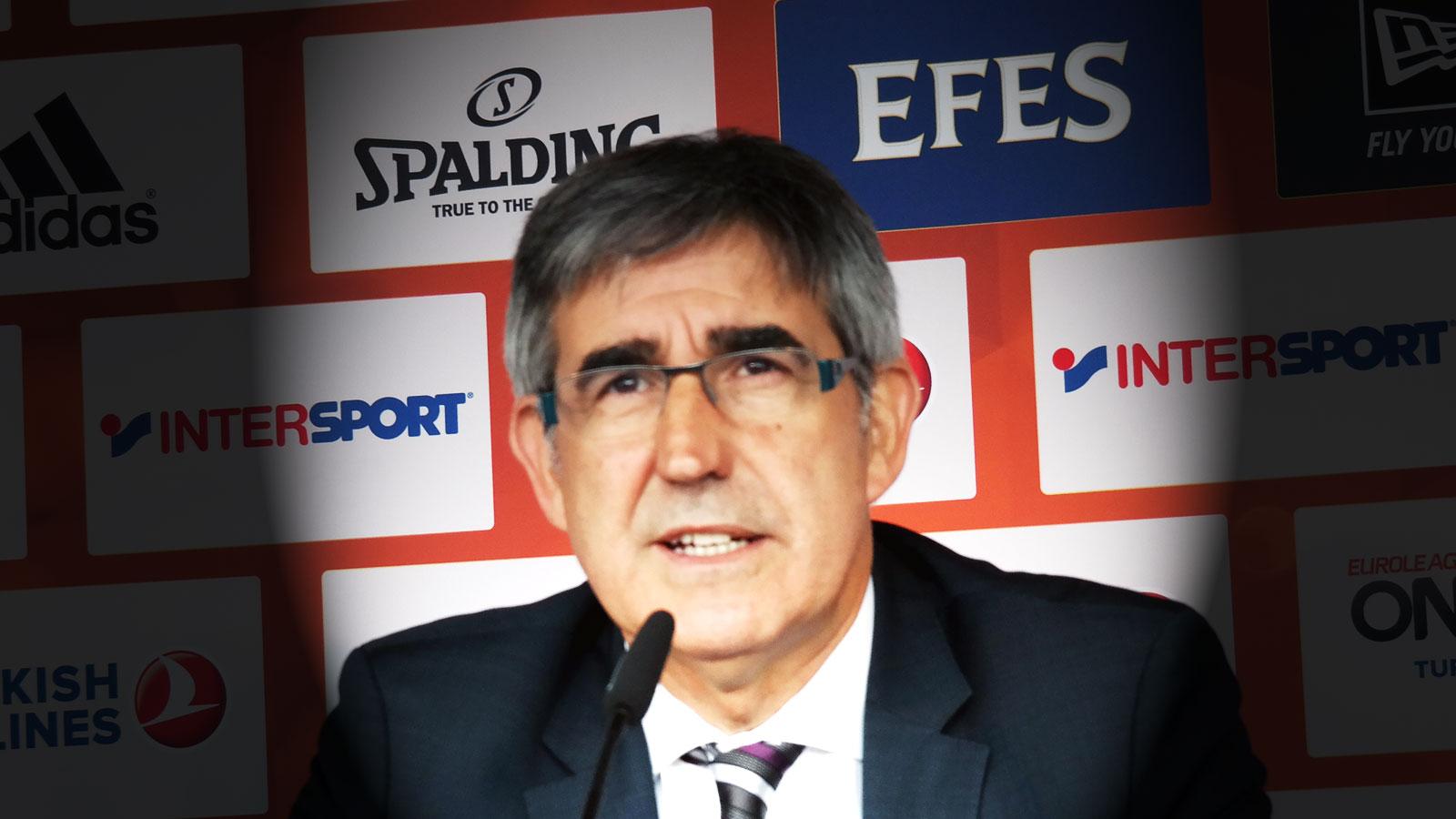 Jordi Bertomeu, CEO der Euroleague