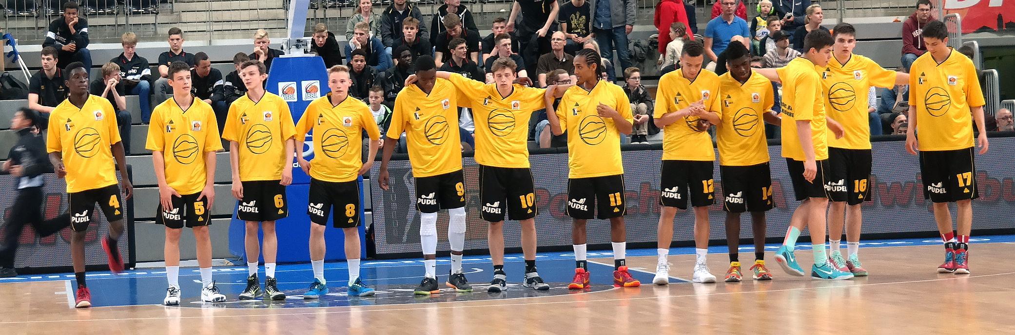 Im Finale: BBA Ludwigsburg
