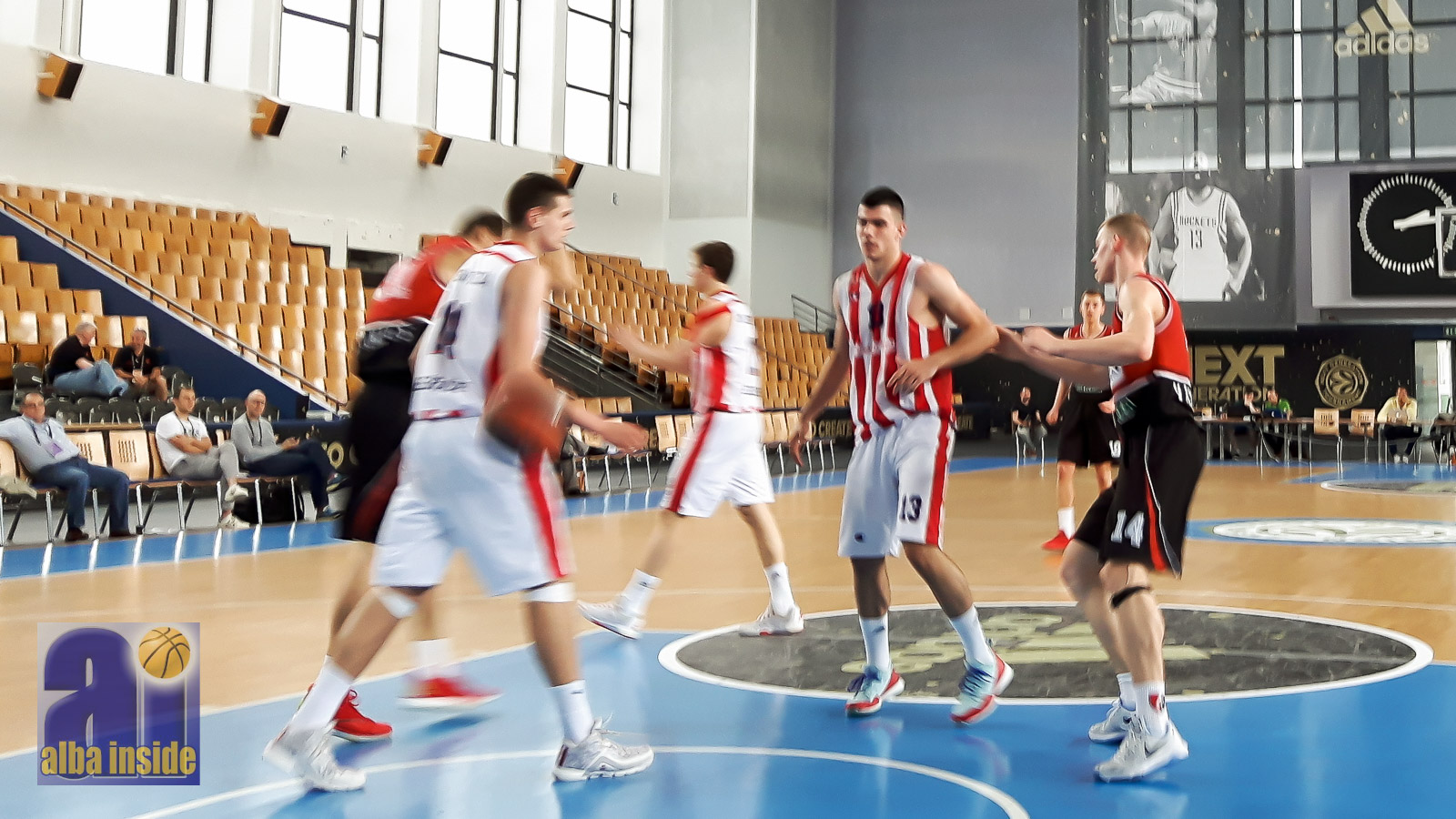 Roter Stern Belgrad vs Lietuvos Rytas Vilnius