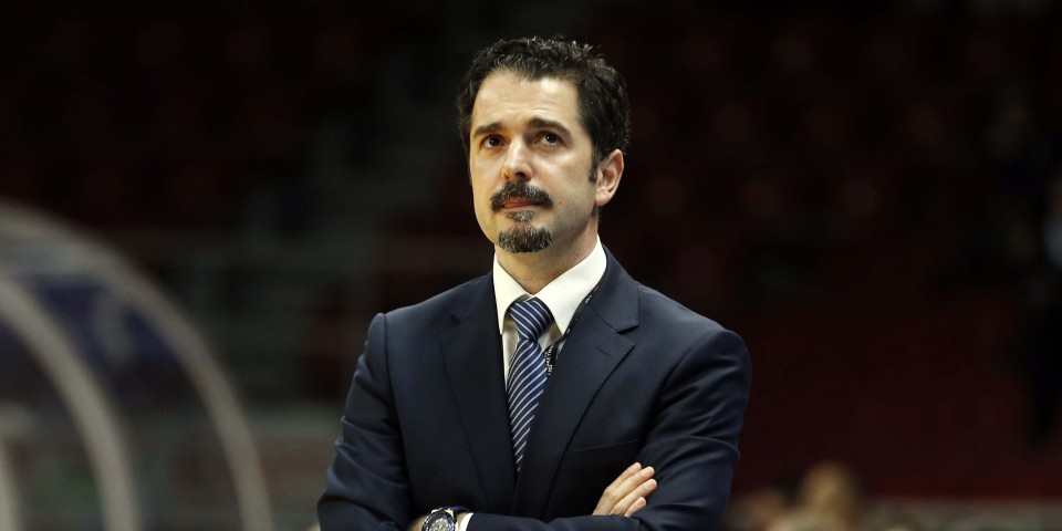Ahmet Caki, neuer head coach von Alba Berlin (Foto: (c) Anadolou Efes)