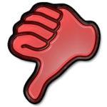thumb_down_picto