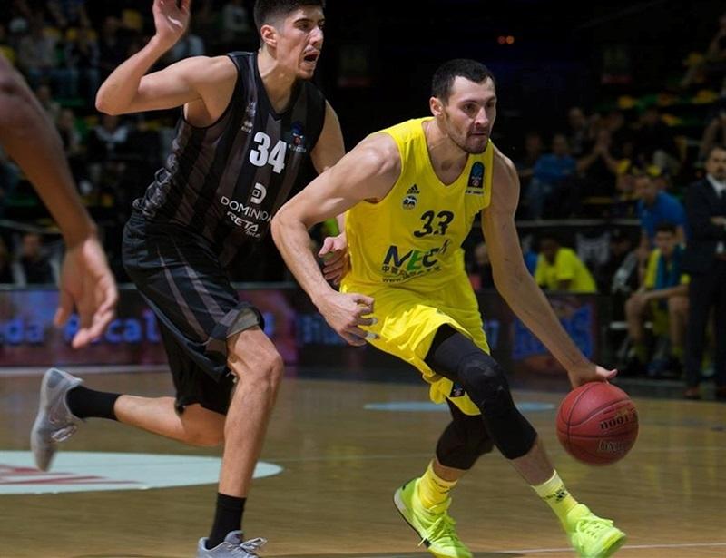 Rückkehr möglich: Tony Gaffney im Eurocup gegen Bilbao Baskets