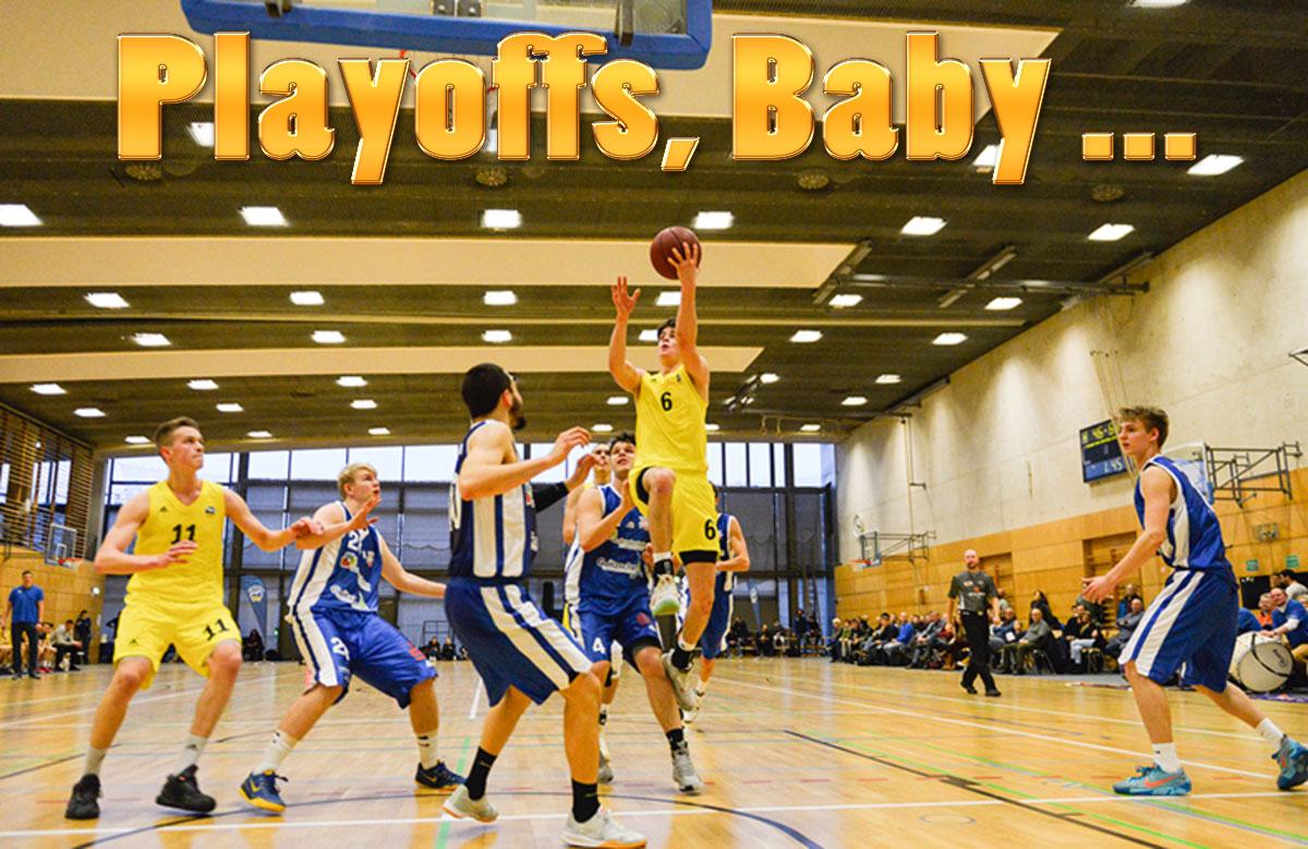Auftakt der NBBL-Playoffs; Foto: (c) albaberlin.de