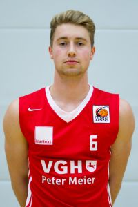 Nationalspieler Philipp Hadenfeldt
