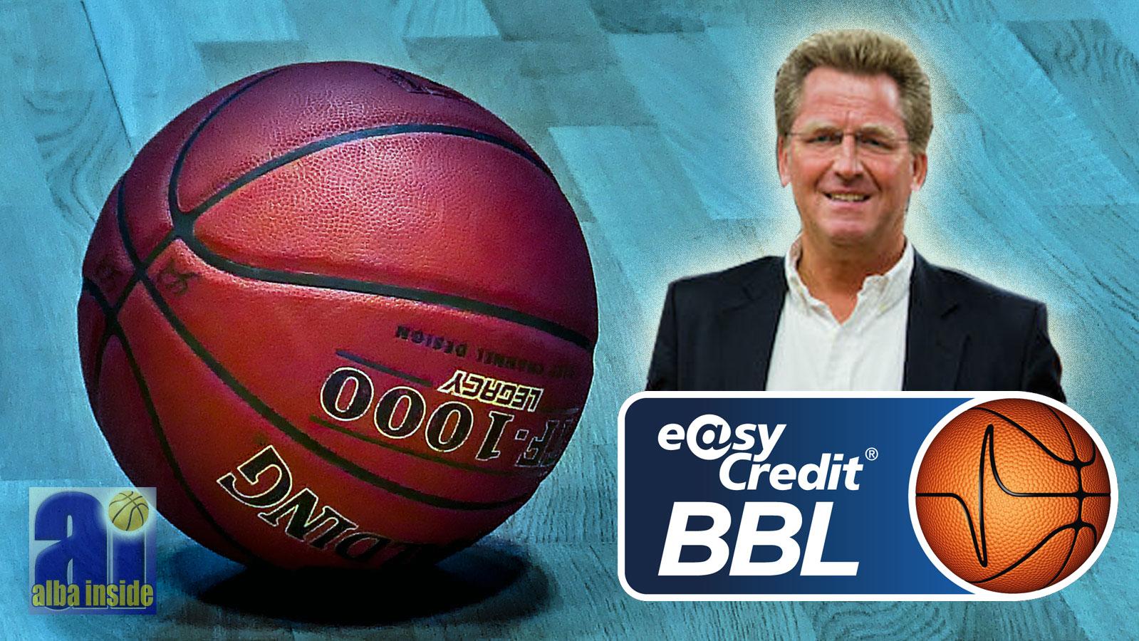 easycredit BBL Geschäftsführer Stefan Holz mit kontroversen Ansichten