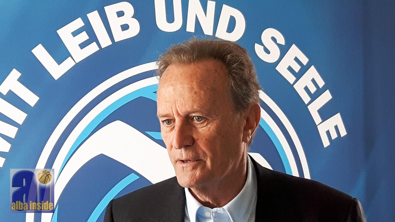 Gegen DEN Angstgegner schlechthin: Im BBL Endspurt trifft ALBA Berlin auf die Fraport Skyliners.