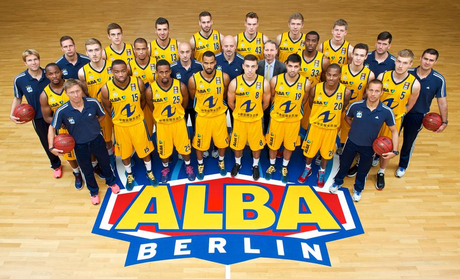 Sweep in der ersten Playoffrunde 2014-15 durch ALBA Berlin gegen die EWE Baskets Oldenburg